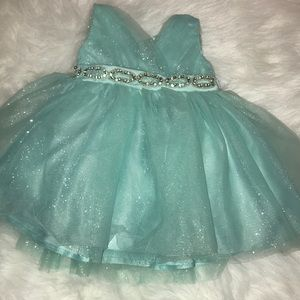 Other - Baby girl mint dress